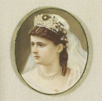 Princess Helen of Waldeck and Pyrmont, Duchess of Albany (1861-1922)