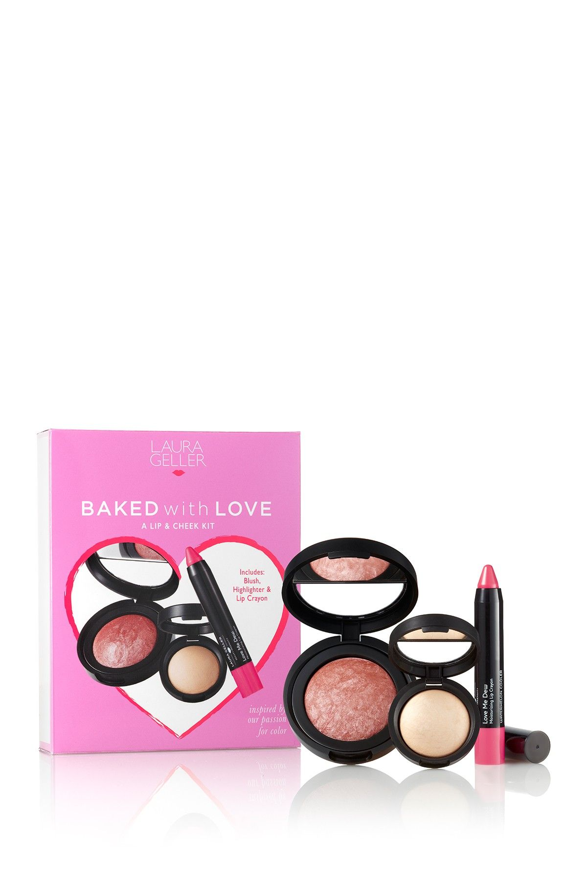 Baked With Love Collection by Laura Geller Beauty on @HauteLook