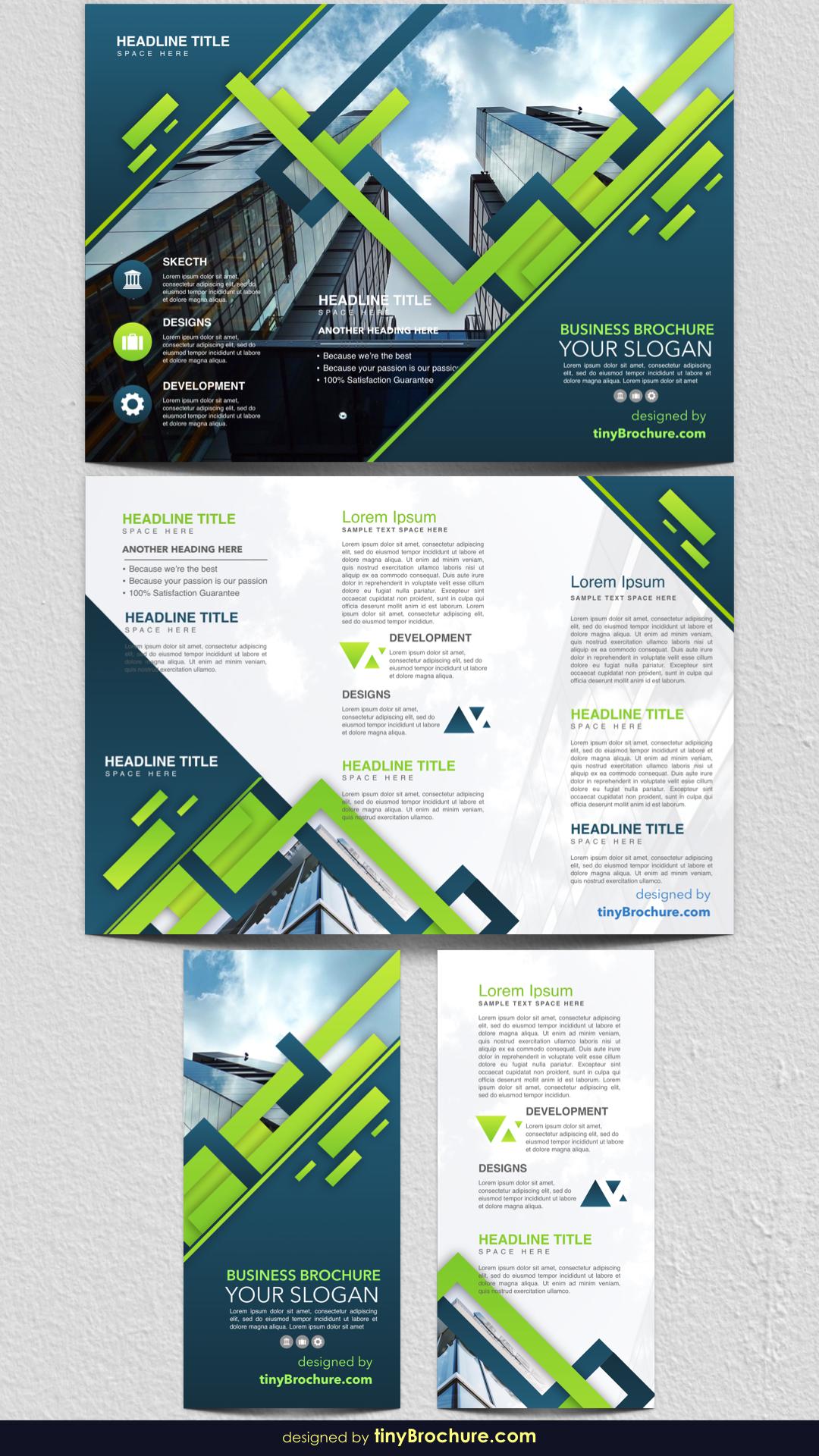 How To Make A Brochure On Google Docs   Brochure design template ...