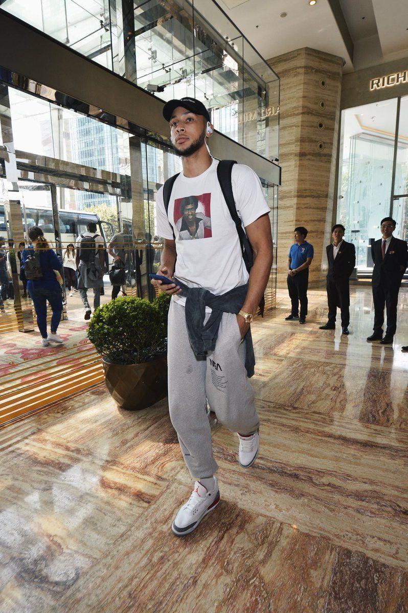 cd37169970b9 Pin by Maximillian Hartadi on NBA Fashion in 2019