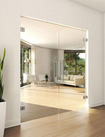 Full Glass Frameless Glass Interior And Internal Doors Elegant Doors Double Doors Interior Glass Doors Interior Internal Glass Doors