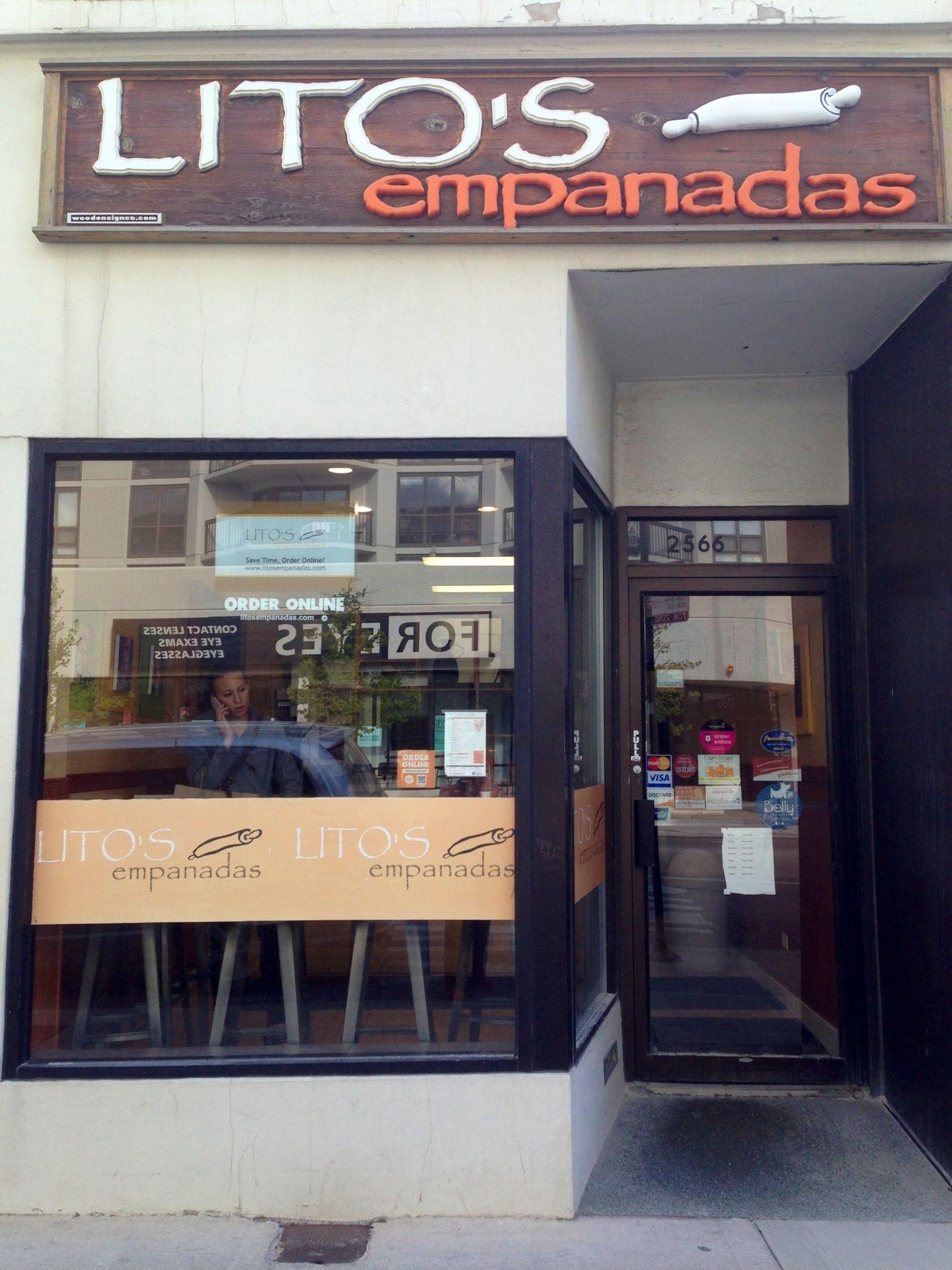Lito's Empanadas Empanadas, Quick meals, Braised chicken