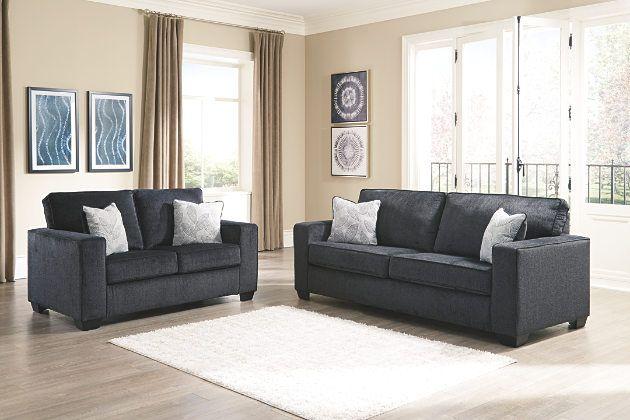 Ashley Furniture Black Sofa Set Woodworking In 2019 Ashley