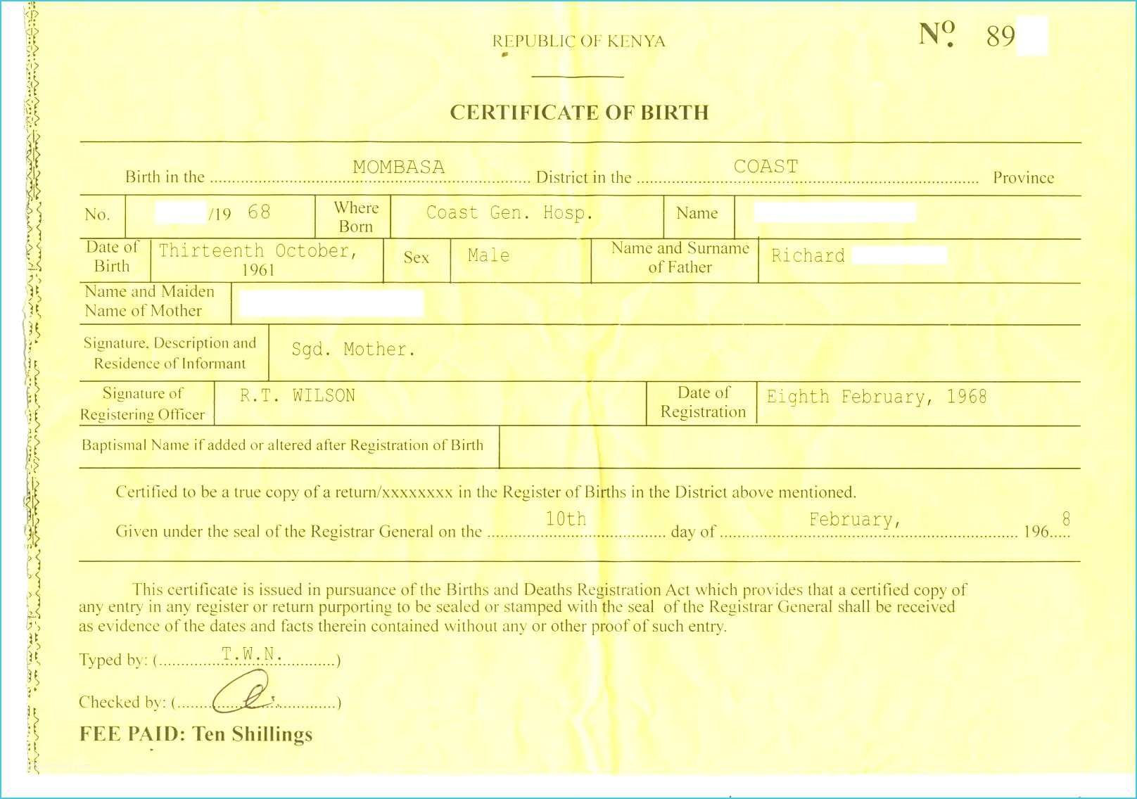 Create Birth Certificate Online Zohre.horizonconsulting