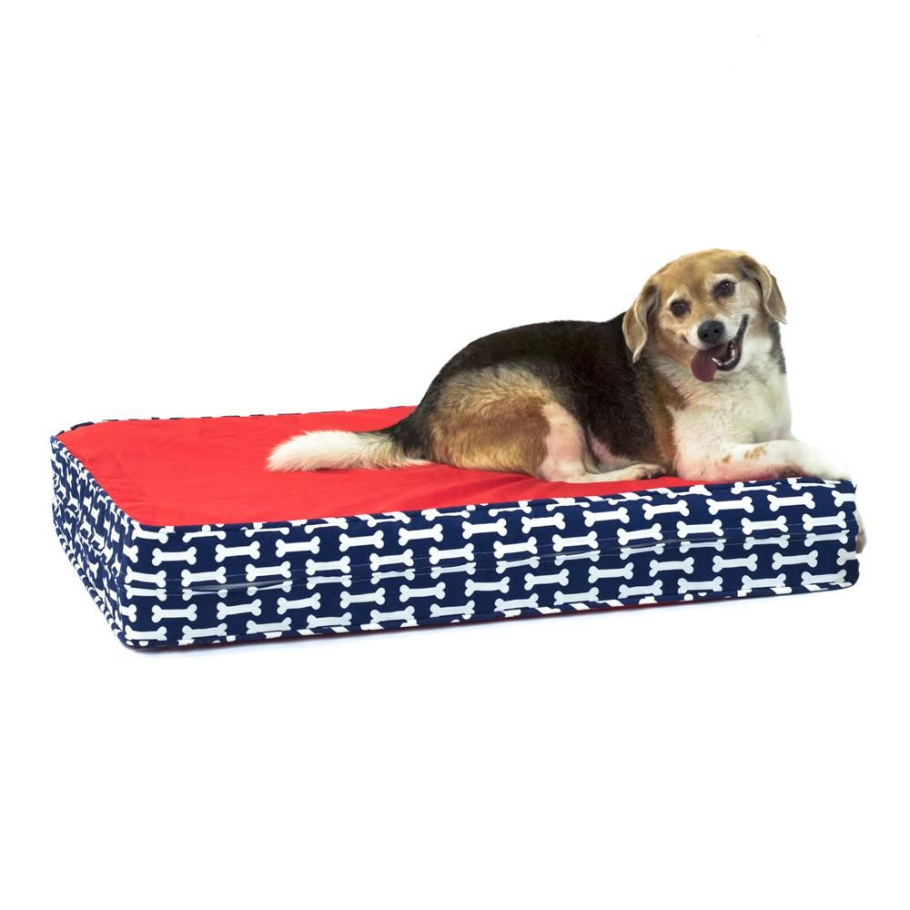 Luxury Memory Foam Dog Bed Gel Infused XL Large Small Soft Removable Washable