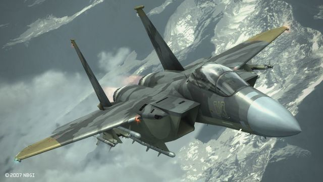 File Ace Combat Promo 0 1 Jpg With Images Fighter Jets