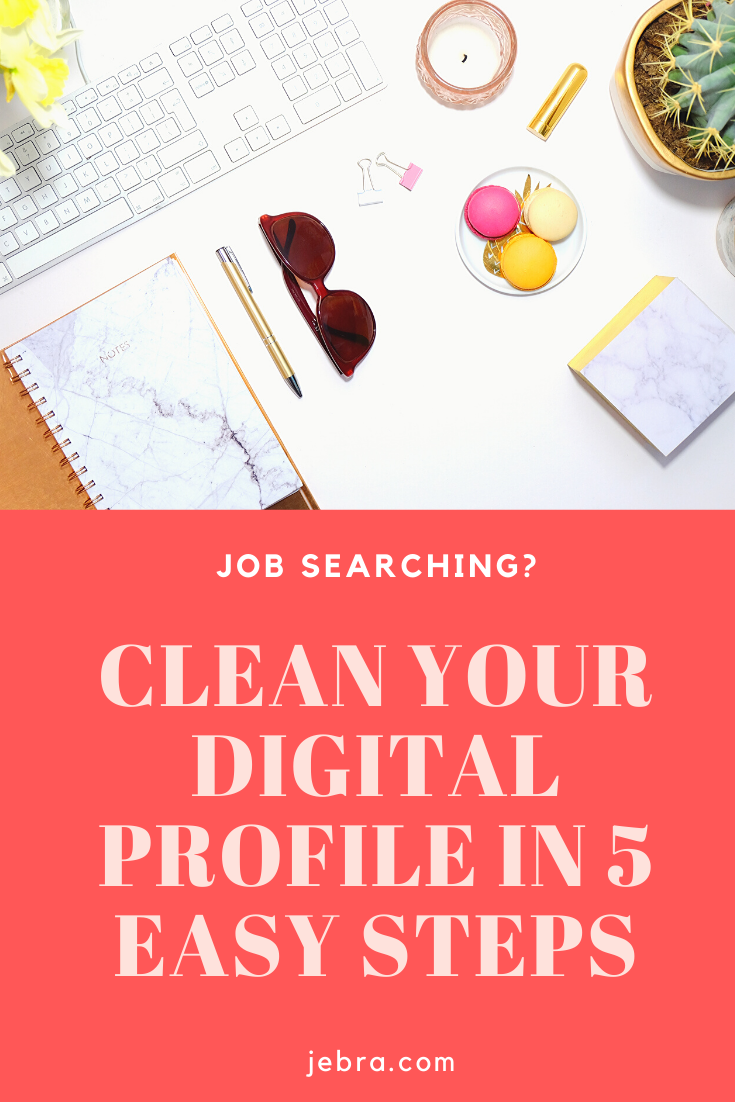 On a Job Hunt? Make Sure You're Clean.