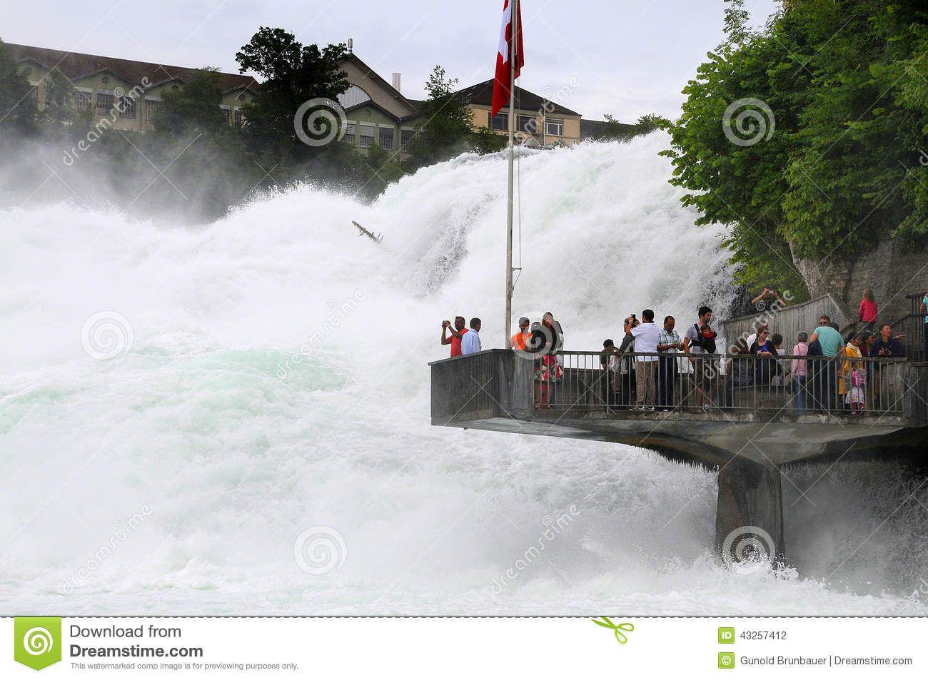 rhine-falls-famous-schaffhausen-switzerland-boats-will-take-you-to-rocks-you-standing-right-43257412.jpg (1300×953)
