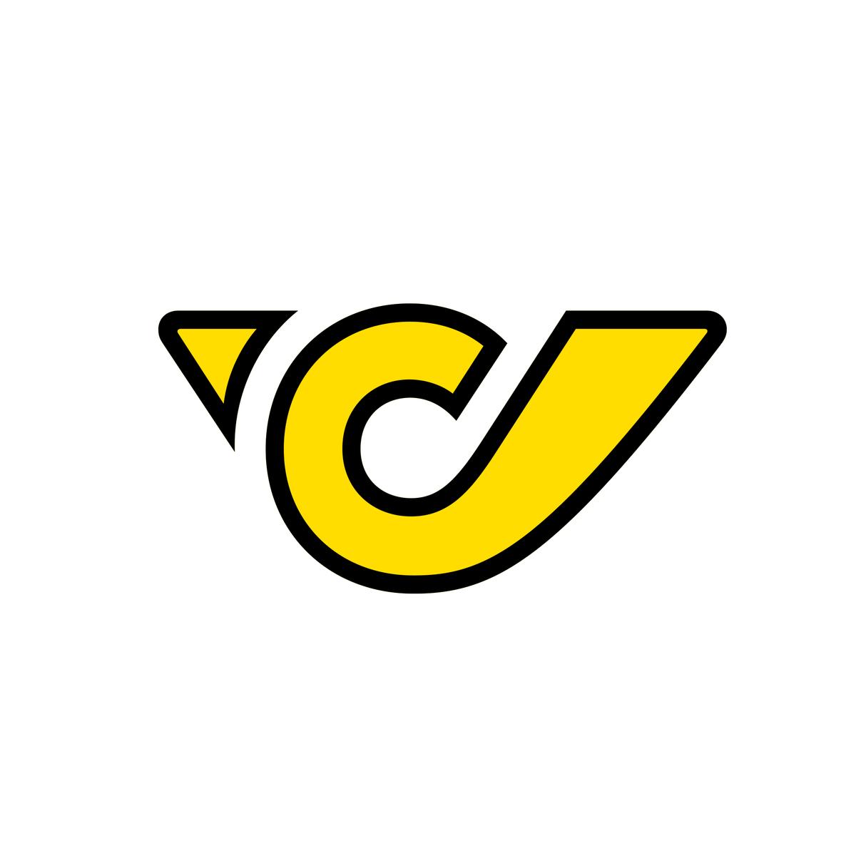 Post Austria Logo Austria In 2020 Letter Logo Single Letter Logo Letter P