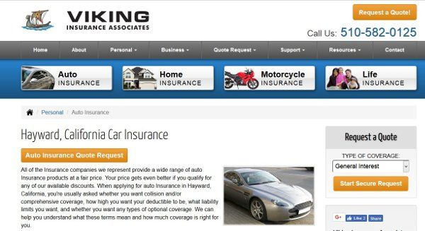 The General Car Insurance Quotes Adorable Responsive Auto Insurance Review  Auto Insurance  Pinterest Design Inspiration