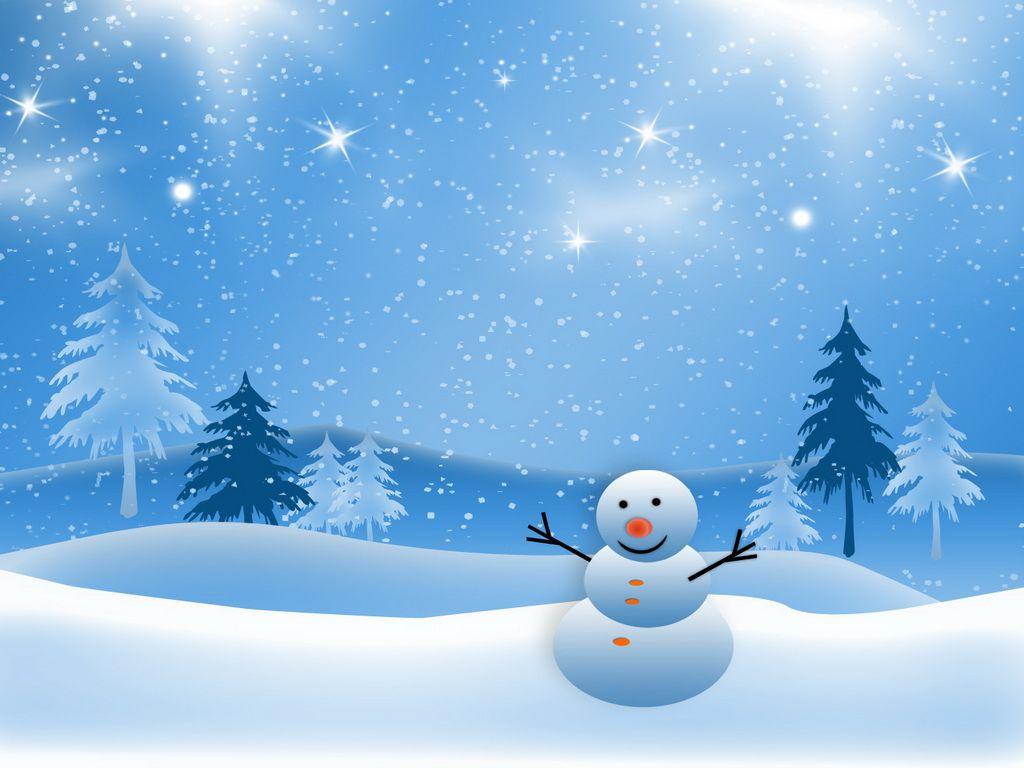 Cool Cute Snowman Wallpaper 45544 Belles Images De Noel Joyeux Noel Noel