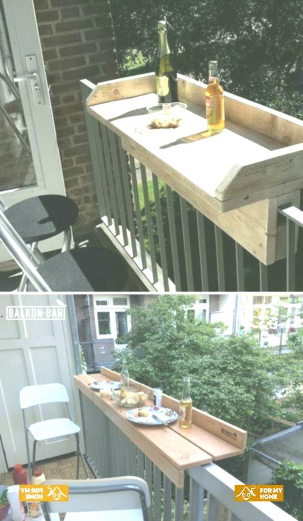 Diy Design Fur Ihren Balkon Homedesigninspired Meuble Jardin