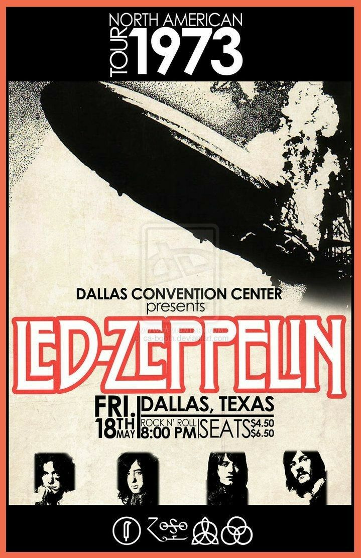 pin by miguel mazzetti on posters led zeppelin concert posters led zeppelin concert. Black Bedroom Furniture Sets. Home Design Ideas