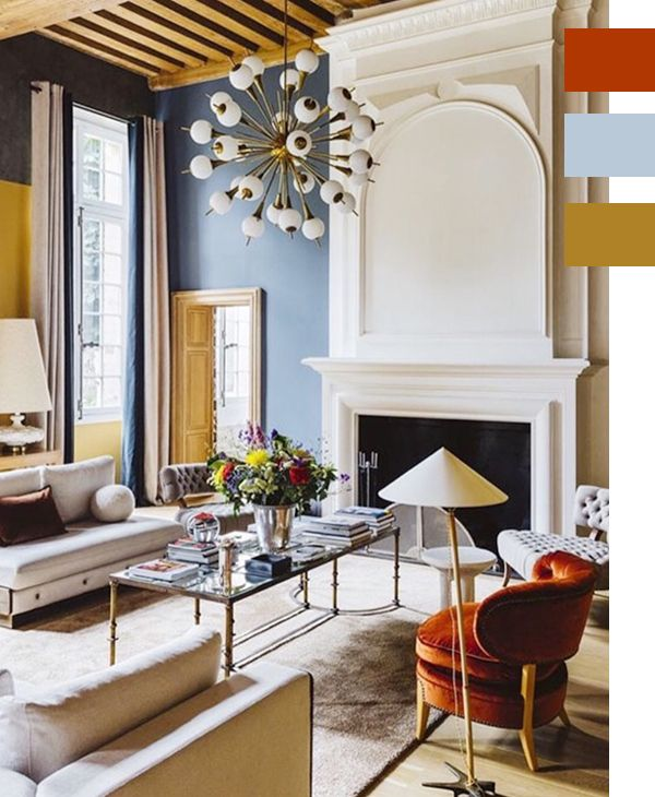 The Fall Color Palette Trends We're Loving Right Now - coco kelley coco kelley