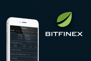 Transfer cryptocurrency from exchange to bitfinex