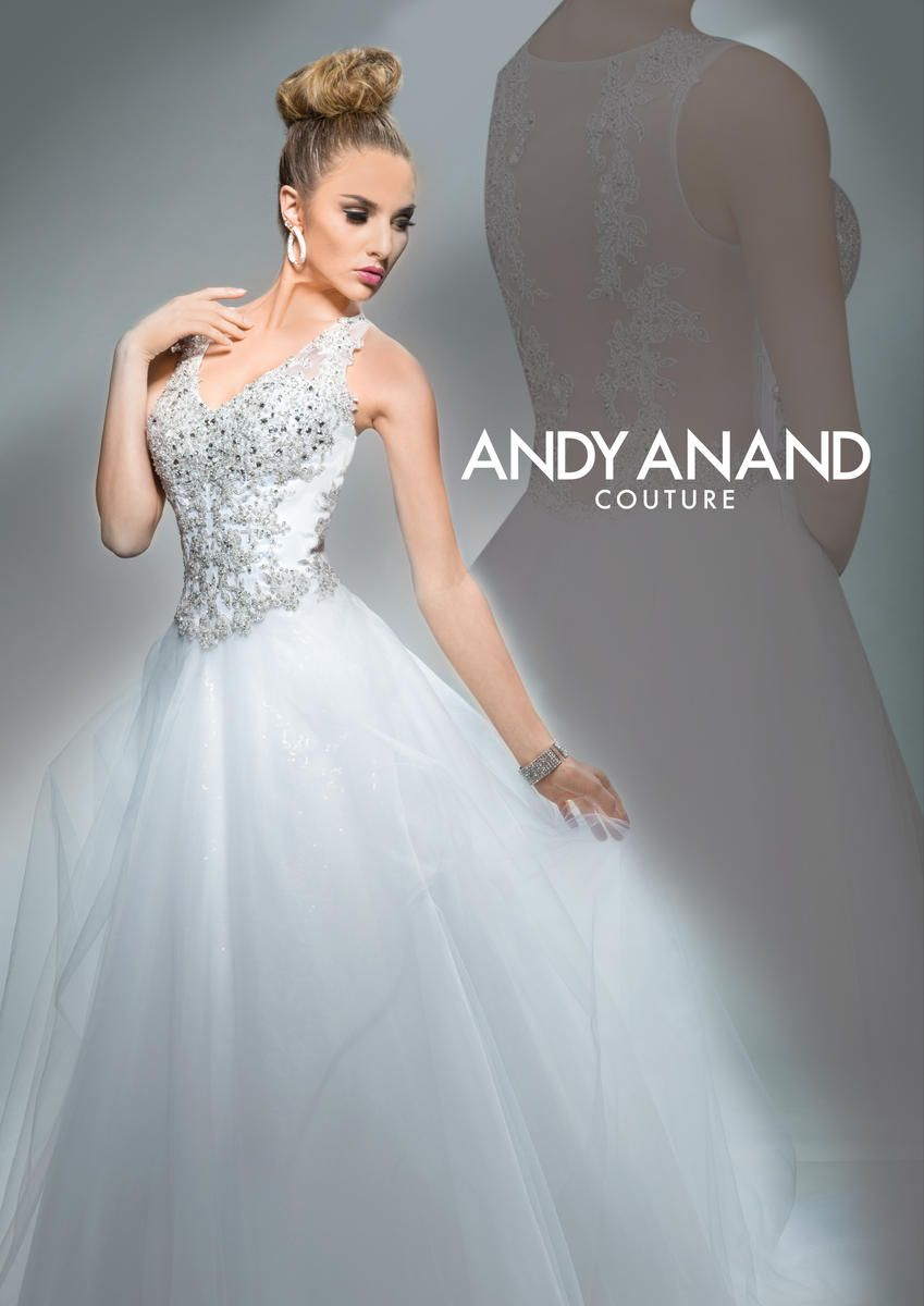 Andy Anand at Estelle\'s Dressy Dresses in Farmingdale, NY #bridal ...