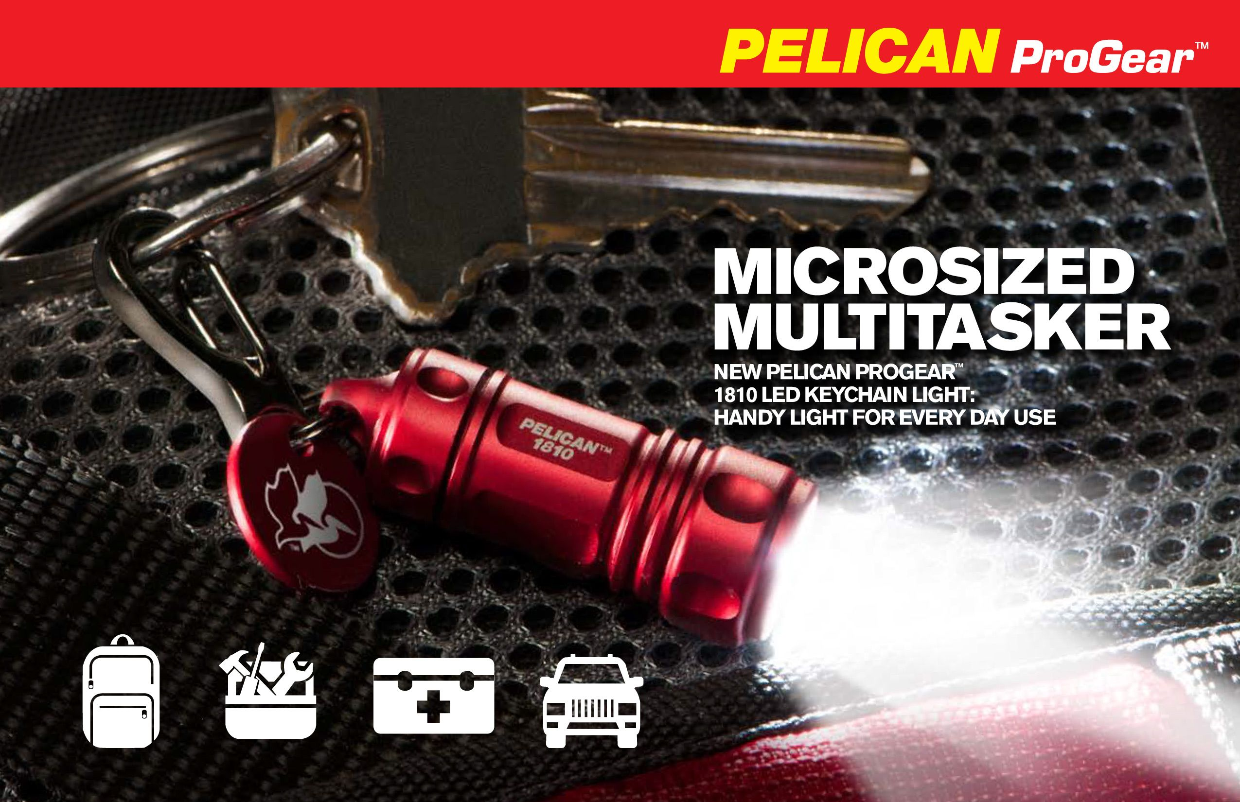 Pelican 1810 Led Flat Tires Missing Headphones Needle In A Haystack You Name It This New Everyday Personal Flashlight Wil Small Flashlights Flashlight Led