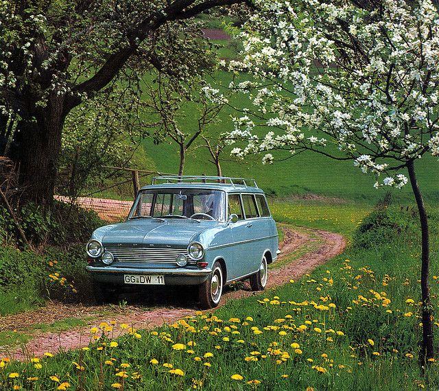 1965 opel kadett car a van cars 1965 opel kadett car a van 1965 opel calender odenwald germany deutschland sciox Choice Image