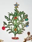 Love this one with the dangling crystals for ornaments...from my private collection