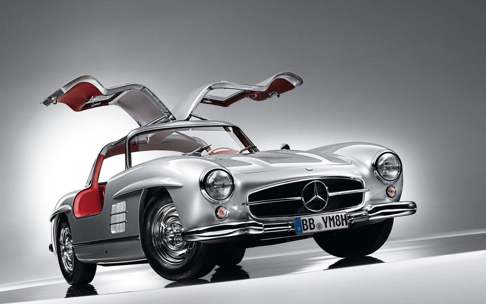 Mercedes Benz Classic Cars Butterfly Doors 1680x1050 Wallpaper Mercedes Benz 300 Benz Mercedes