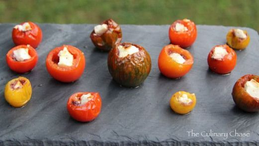 South Beach Diet Phase 1 - Heirloom Cherry Tomatoes #southbeachdietphase1