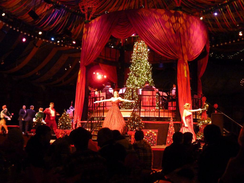 Christmas Town, Busch Gardens, Williamsburg, VA Busch