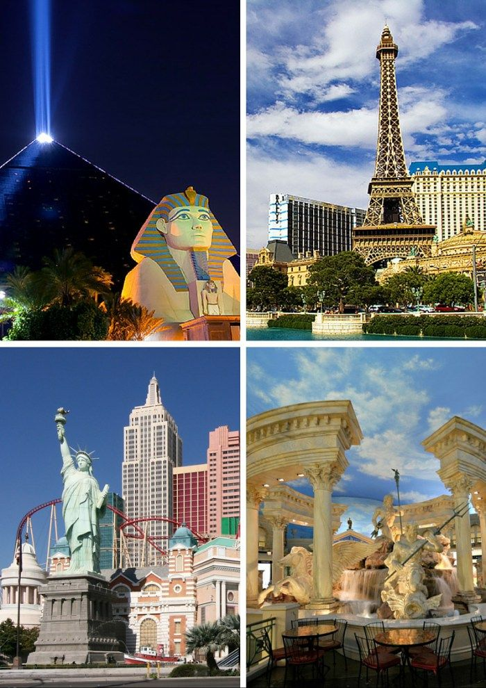 10 Attractions You Can't Miss In Las Vegas | Things to See ...