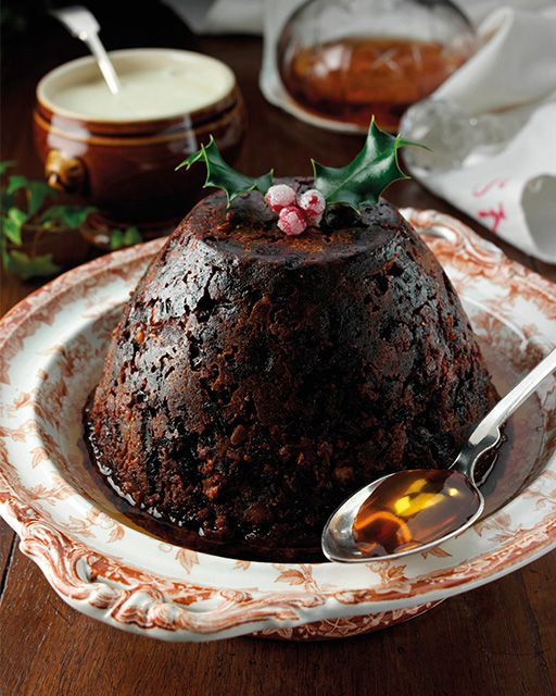 downton abbey christmas pudding with brandy butter hard sauce sweetpaul downtonabbey