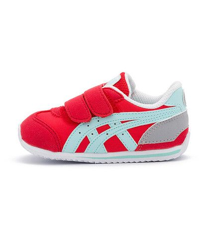 Onitsuka Tiger California 78 Toddler Ts Fiery Red/Blue Tint, available from  www.