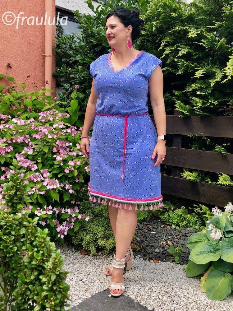 Schnittmuster / Ebook lillesol women No.36 Jerseykleid ...