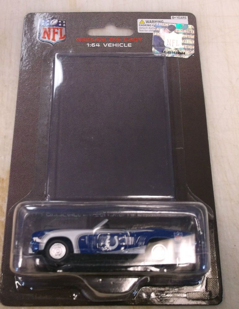 2011 press pass collectibles nfl car indianapolis colts