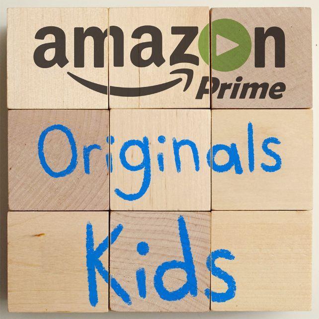 Amazon produziert zwei neue Amazon Originals für Kinder - http://aaja.de/2dx7NAg