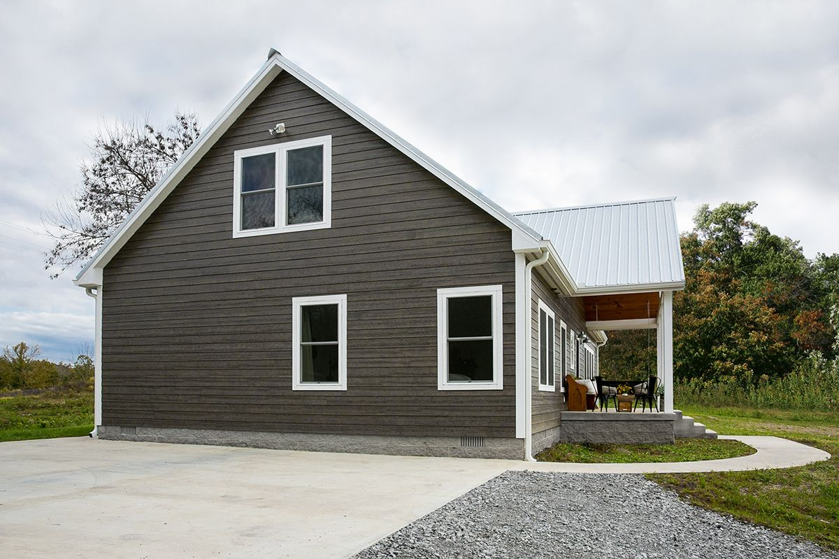 This modular farmhouse cabin is affordable and so beautiful ... on modular addition plans, modular mansion plans, modular narrow lot house plans, modular shed plans, modular townhouse plans, modular contemporary plans, modular cabin house plans, modular living, modular chicken coop plans, modular ranch plans, modular house plans with wrap around porch, modular guest house plans, modular cape plans, modular carriage house plans, modular beach house plans, modular building construction, modular building plans, modular apartment plans, modular bungalow plans, modular restaurant plans,