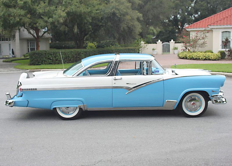 Sports Cars For Sale >> 1956 Ford Crown Victoria Mjc Classic Cars Pristine