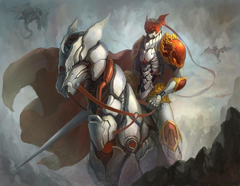 Gallantmon, the royal knight | Various anime | Pinterest ...