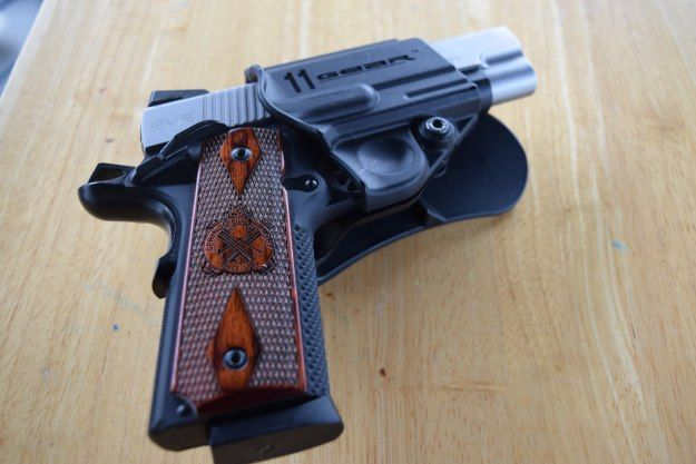 Gun Review: Springfield Armory EMP4 Lightweight Champion