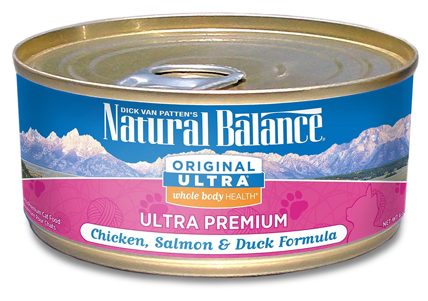 Natural Balance Original Ultra Whole Body Health Canned