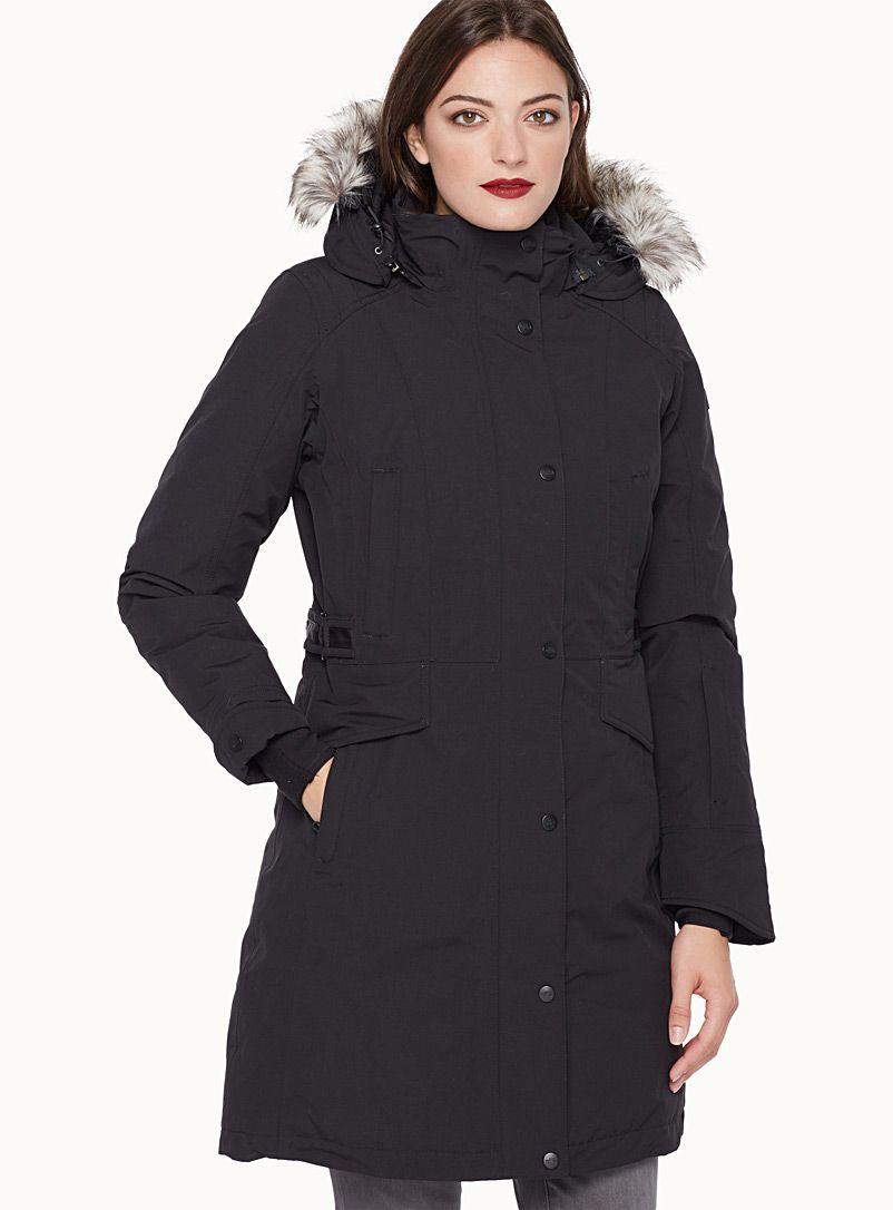 Face la utilitaire The manteau Contemporaine à long Un North PZuOkiX