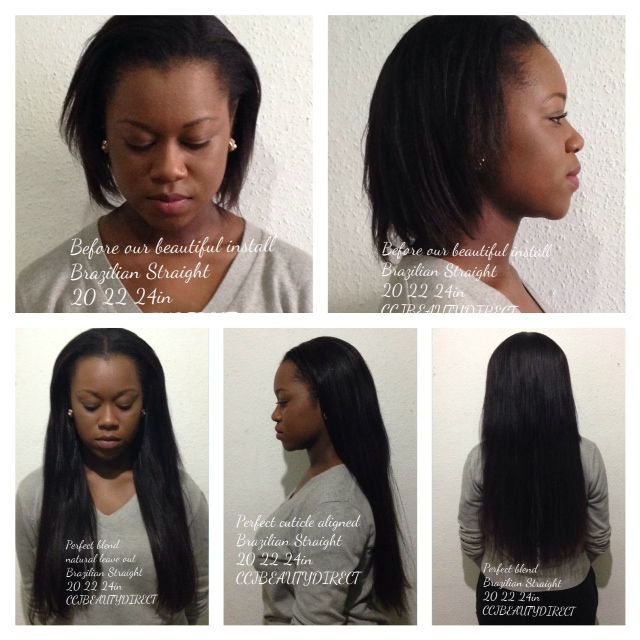 CCJ Beauty Direct Before and After Pictures! Beautiful, right?