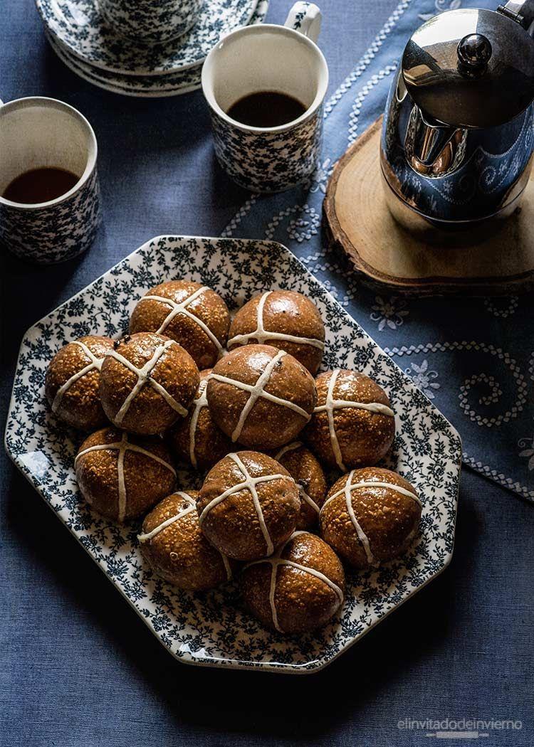 hot cross buns - Electrodomesticos Pascua