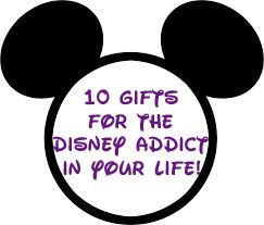 10 Gifts for the Disney Addict in your Life! -   Disney addict ...