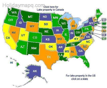 Awesome Vacation In The United States Holidaymapq Pinterest - Most popular us vacation spots