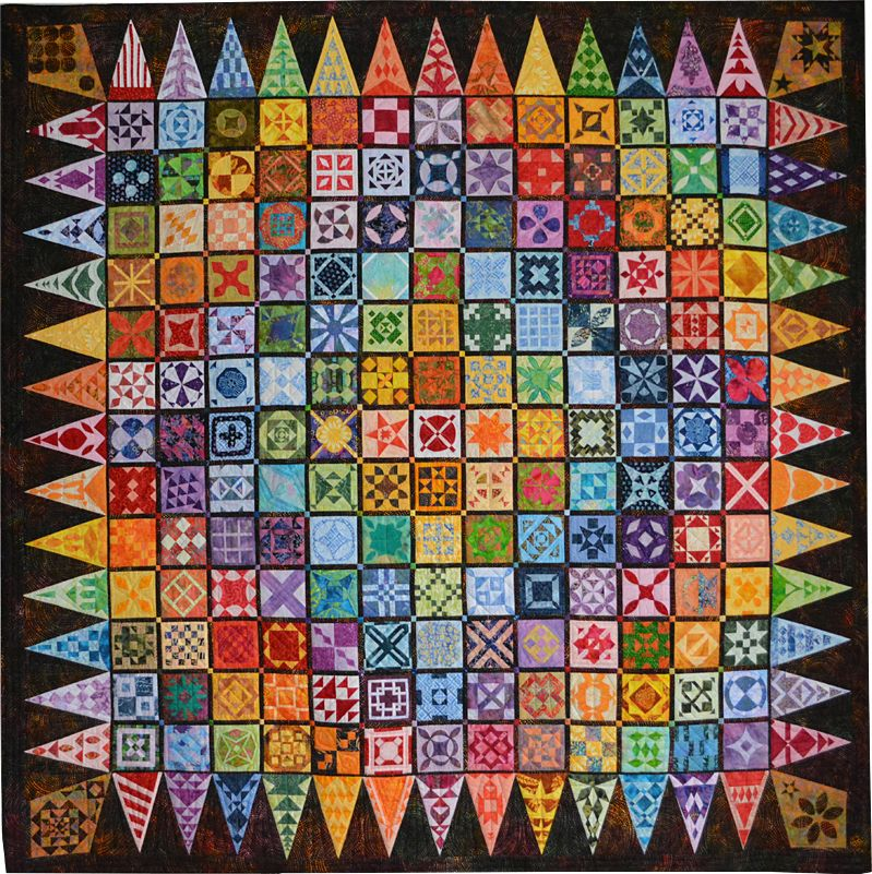 Block of the Month BOM Quilt Program | Quilts - Dear Jane ... : quilt program - Adamdwight.com