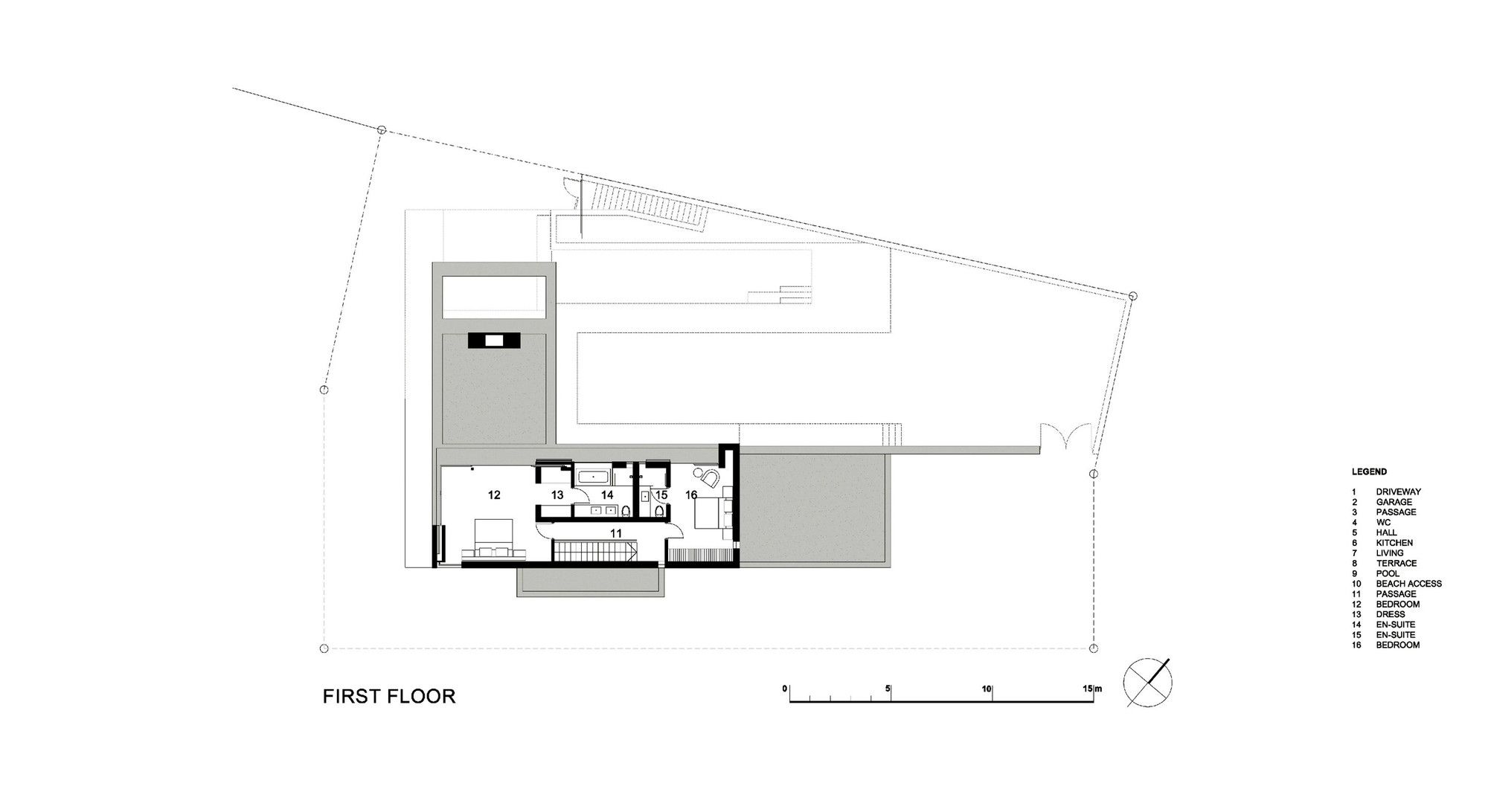 Gallery Of Vame Saota 12 Floor Plans How To Plan House Plans