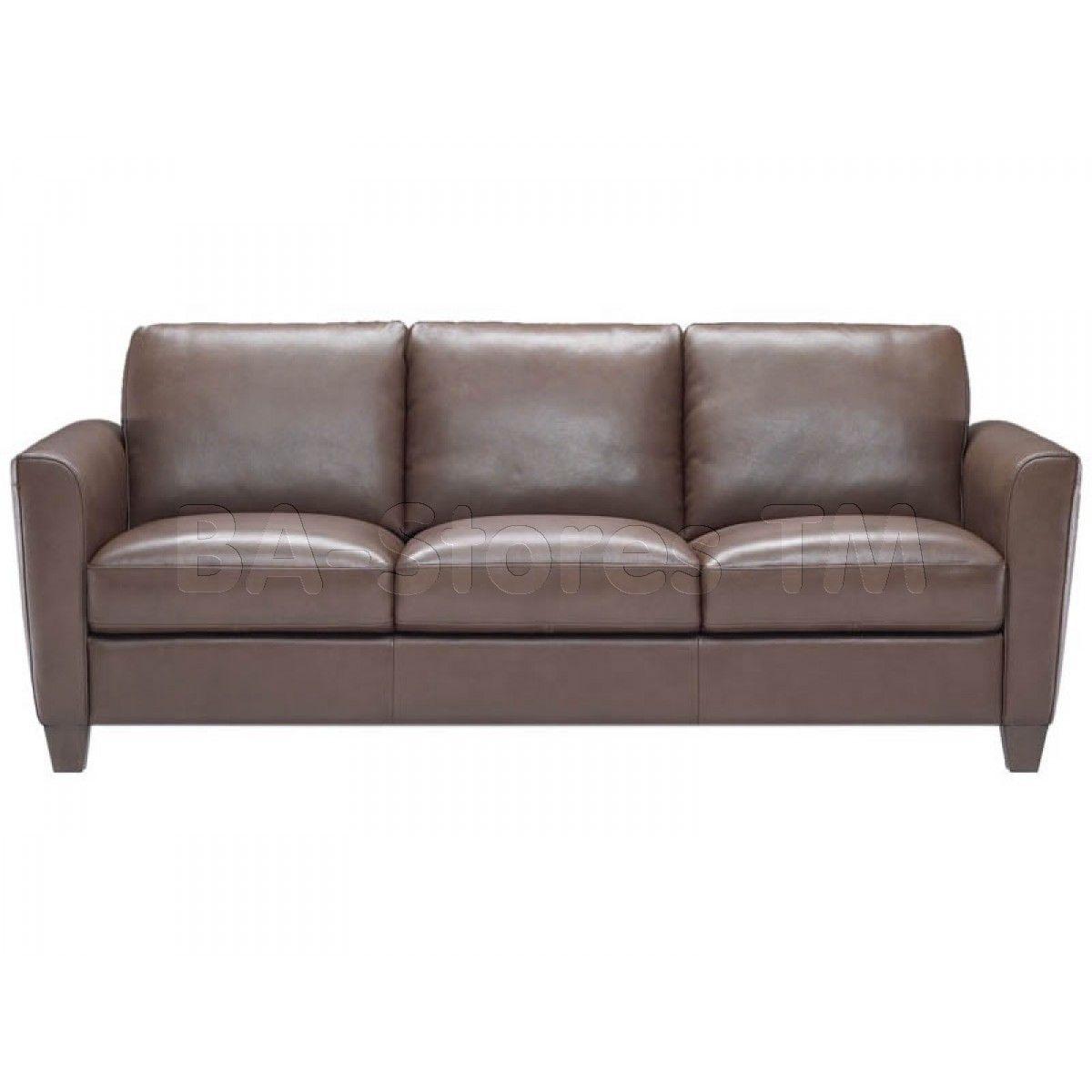 Natuzzi Editions Transitional Leather Sofa B592 With Images Leather Sleeper Sofa Italian Furniture Modern Sofa