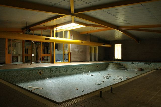 Sheffield's Derelict Hallam Tower Hotel: An Abandoned ...