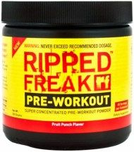 RIPPED FREAK PRE-WORKOUT Supplement Review