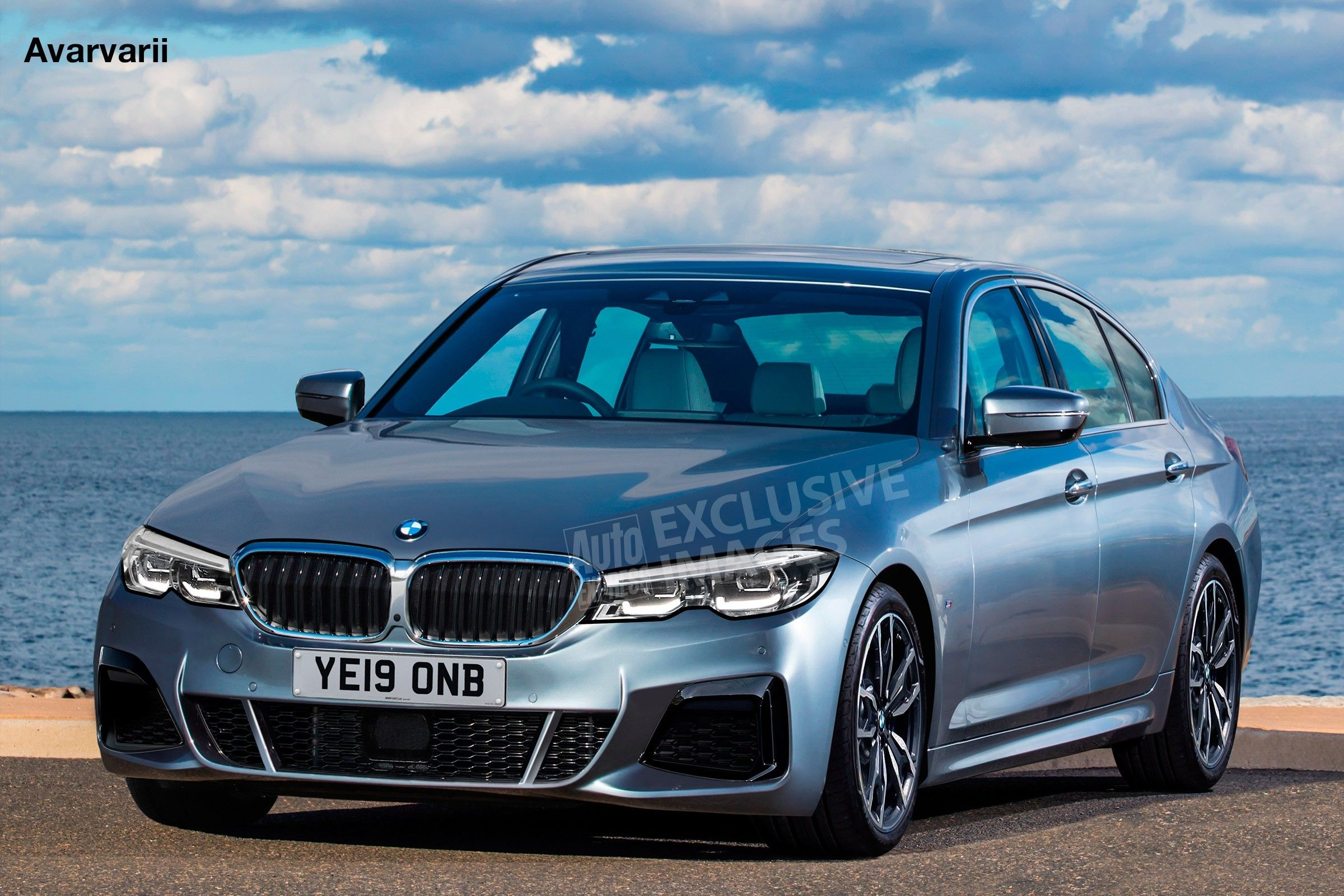 2019 3 Series Concept, Redesign and Review | Car Gallery