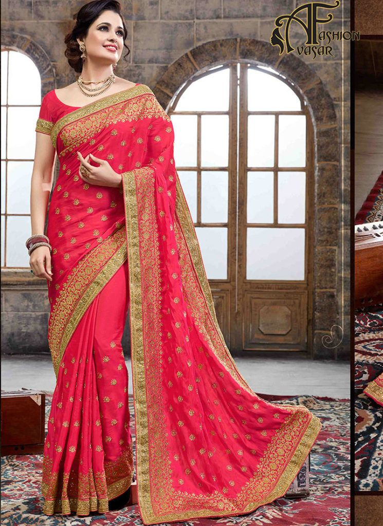 0b7d9c5365 Wedding Sarees Online | Buy Indian Wedding Saree Online Shopping ...