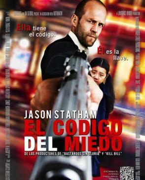 El Código Del Miedo 2012 Action Movies Movies Movie Posters